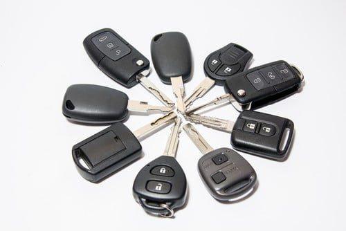 Κατασκευή κλειδιών αυτοκινήτου